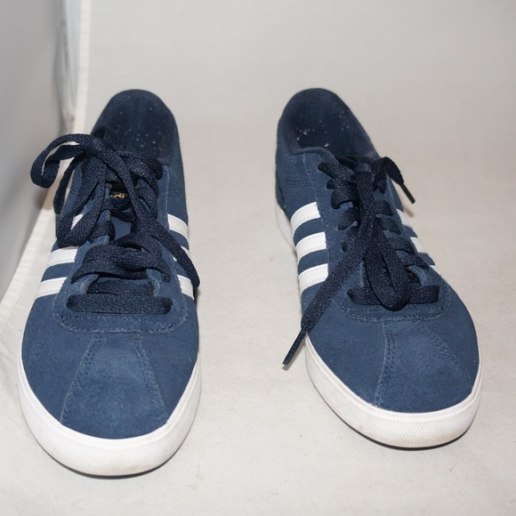 Adidas Gazelle navy Blue womens 6.5